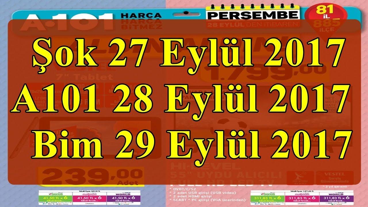 A101 23 – 29 Eylül Kataloğu