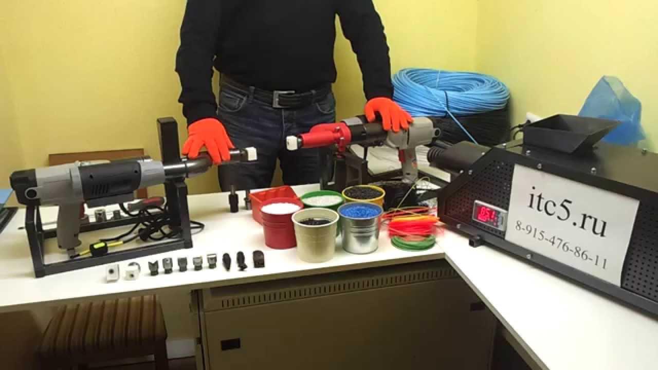 Экструдер для пластика своими руками видео