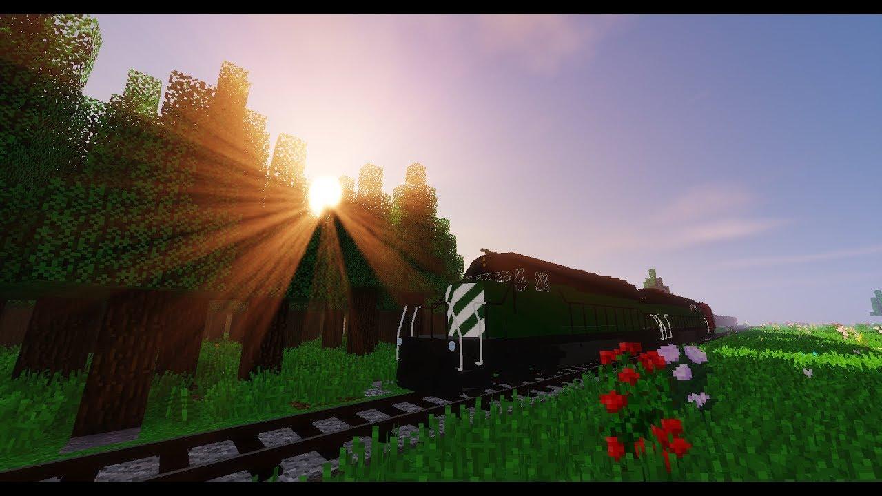 Immersive Railroading - Mods - Minecraft - CurseForge