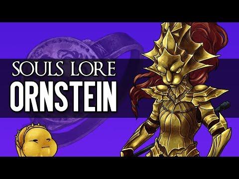 Dark Souls Lore - Ornstein & Smough