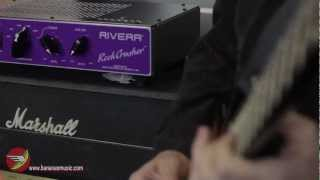 Rivera Rock Crusher Demo