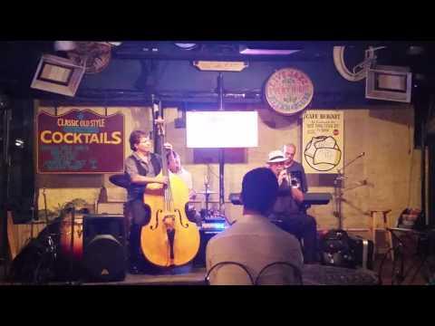 Jazz at musical legends park- NOLA