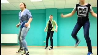"""Студия современного танца """"DANCE RUSH"""" (Средняя группа 9-13 лет)"""