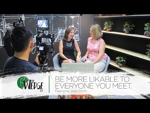 Jean Smith: Be More Likeable To Everyone You Meet
