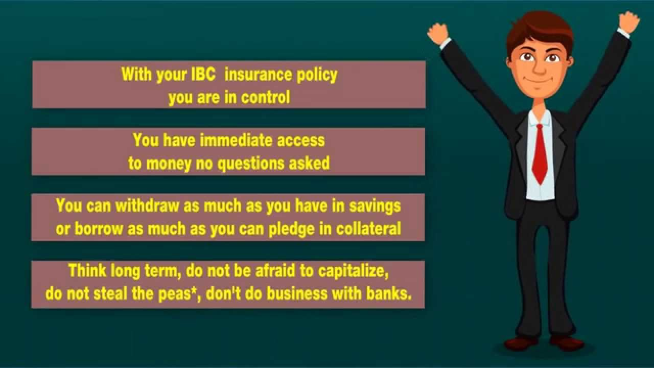 Banking Industry VS. IBC Insurance to manage money - YouTube