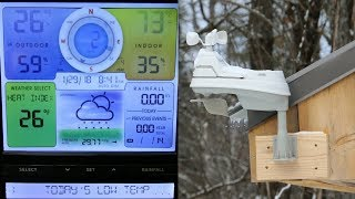 Modern Steader Update ~ Concerns with our Weather Station