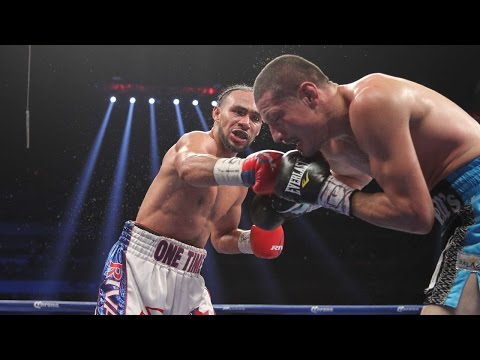 Thurman vs. Soto Karass: Round 9 | SHOWTIME CHAMPIONSHIP BOXING 30th Anniversary