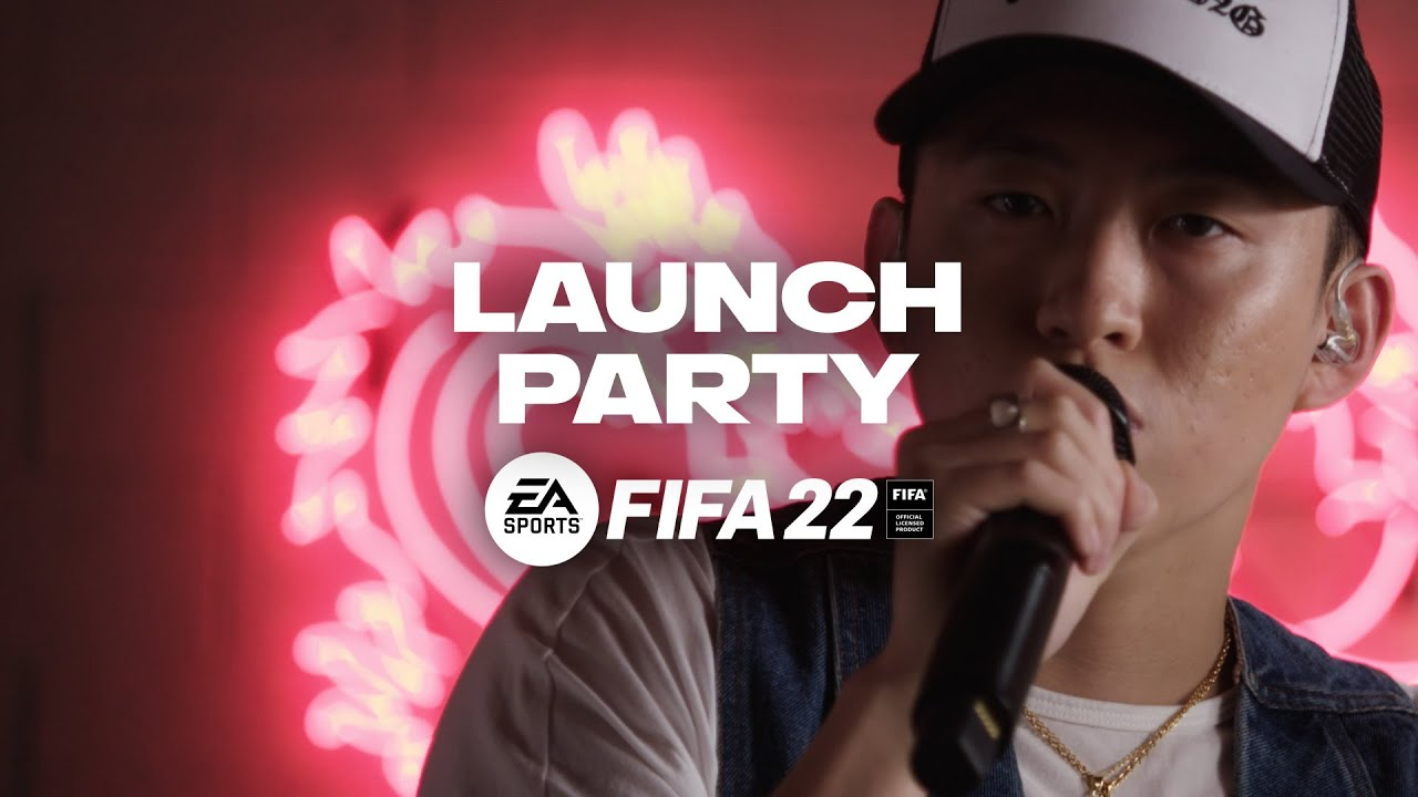Rich Brian - Cold (Live for FIFA 22 Launch Party)