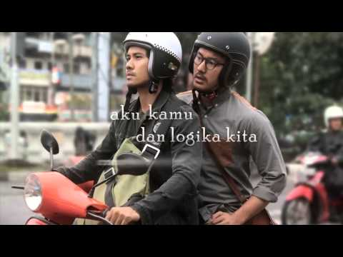 Filosofi dan Logika by Glenn Fredly feat Monita & Is 'Payung Teduh' ( Lirik)