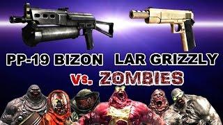 dead trigger 2 pp 19 bizon lar grizzly mk10 vs zombies hd