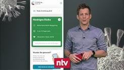 Realitäts-Check - Corona-Warn-App zeigt erste grobe Schwächen | ntv