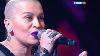 Наргиз Закирова + Владимир Пресняков  ♫ Аэропорты♫ Главная сцена 2 сезон 20.09.2015  HD