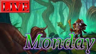【Hearthstone】Monday Ladder