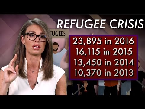 Faith Goldy: Trudeau Sets Refugee Record!