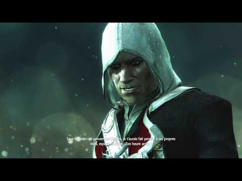 Assassin S Creed 4 Blak Flag Ep9 La Mort De Barbe Noir Youtube