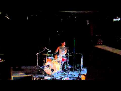 Patrick Alexander - Recording session with Mark Falgren on drums 3