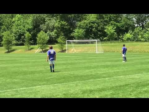 Velez (Blue) vs Manhattan (White) - 2010 Potomac Memorial Day