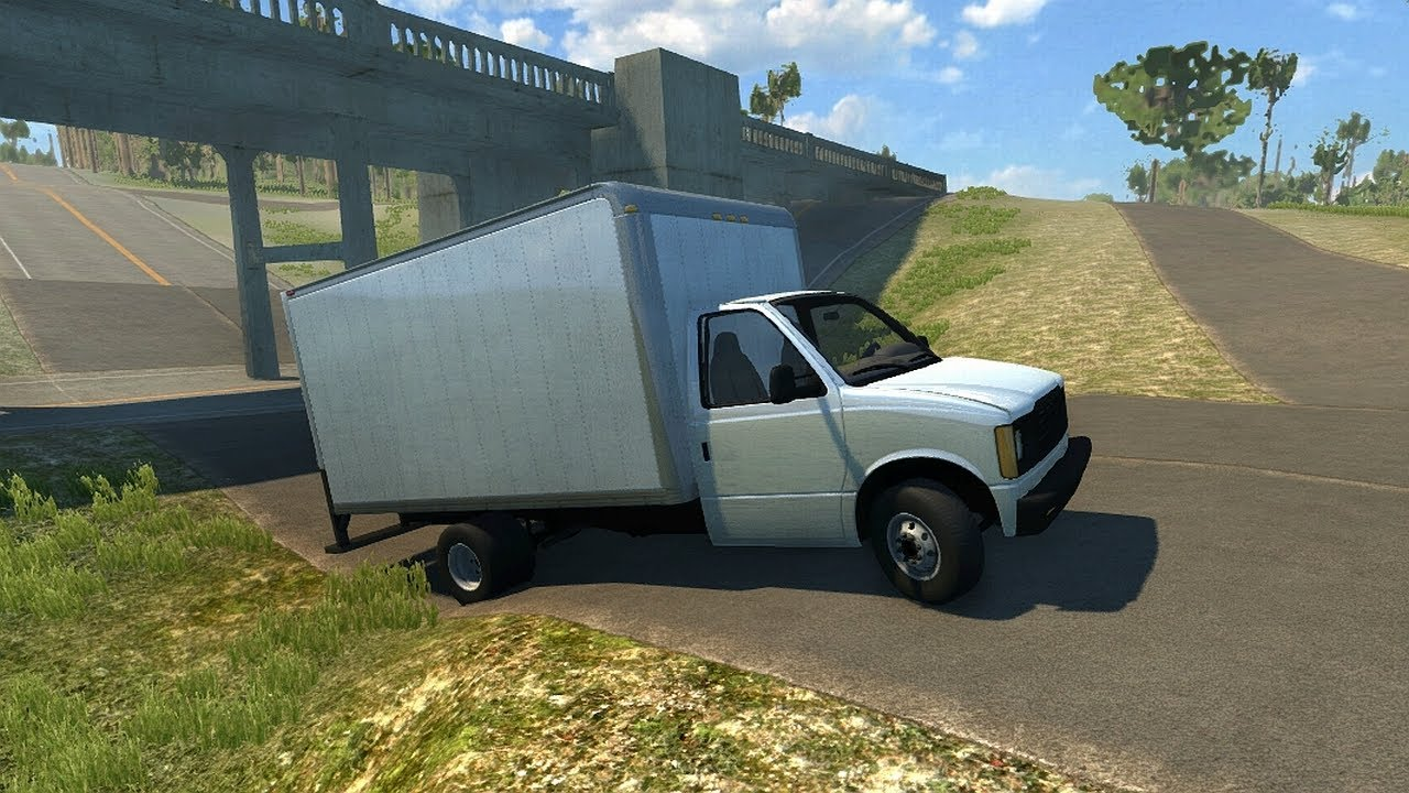 BeamNG DRIVE Alpha - Exploring the New England Country Side in the Gavril Cargo Box Van & BeamNG DRIVE Alpha - Exploring the New England Country Side in the ... Aboutintivar.Com
