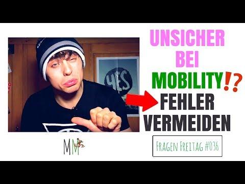 3 FEHLER beim MOBILITY Training, die auch Du... | FRAGEN FREITAG #036