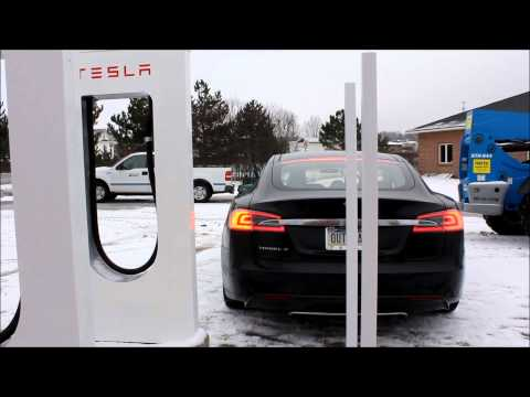 Tesla Supercharger - Somerset, PA