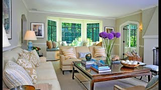 Small Living Room With Bay Window Decorating Ideas