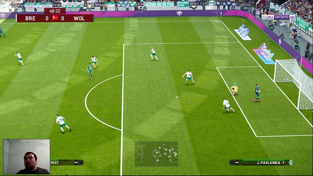 Download PES 2020 | Werder Bremen vs Wolfsburg Bundesliga | Full Match All Goals HD