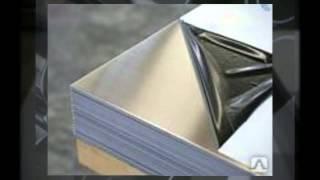 видео Нержавеющий лист