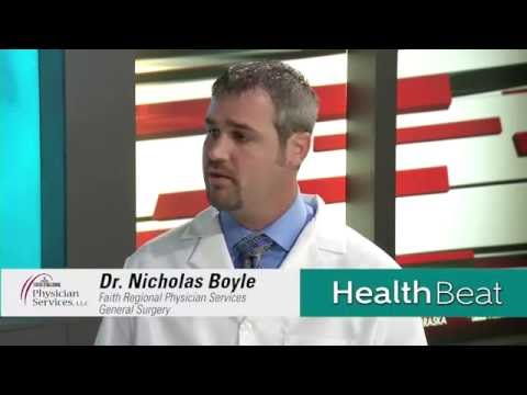 Dr. Nicholas Boyle - Colon Cancer Screenings