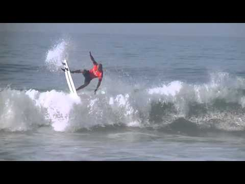 Professional Surfing California Highlights 2015