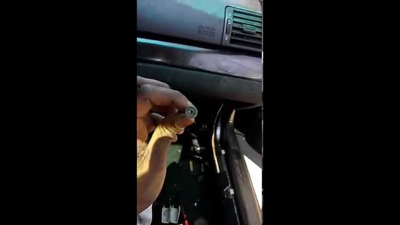 How to fix BMW leak - YouTube