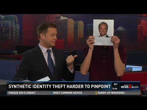 """Synthetic"" ID Theft #1 - Creating a New Identity with Your SSN"