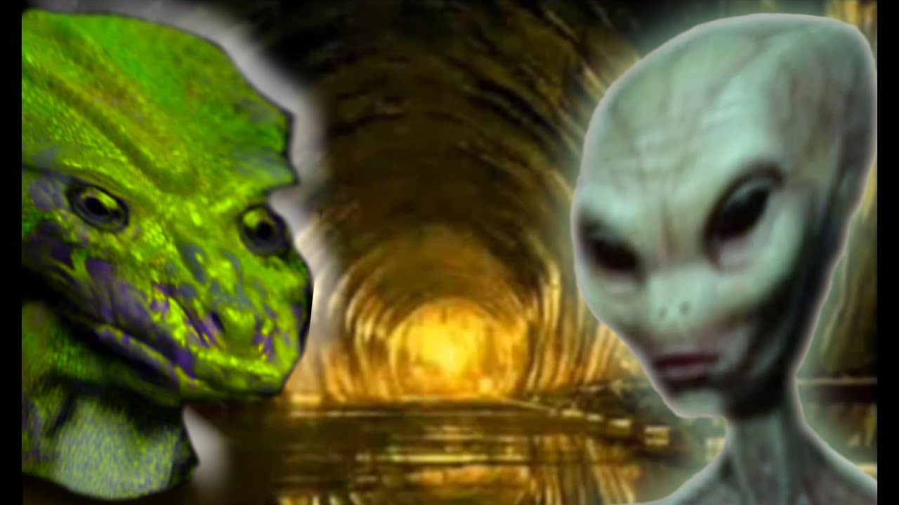 The Reptilian Manipulation Of Humanity Revisited Full