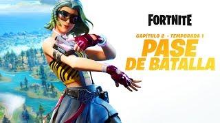 Fortnite: capítulo2 - Temporada1 | Tráiler de jugabilidad del pase de batalla
