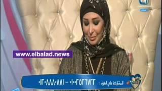 ياسمين محسن: أناقة ملابس المرأة ببساطتها وتناسق ألوانها.. فيديو
