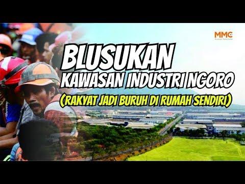 Blusukan Kawasan Ngoro Industri Persada (NIP) Mojokerto| Blusukan Kru MMC