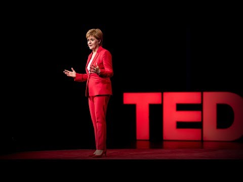 Why governments should prioritize well-being | Nicola Sturgeon