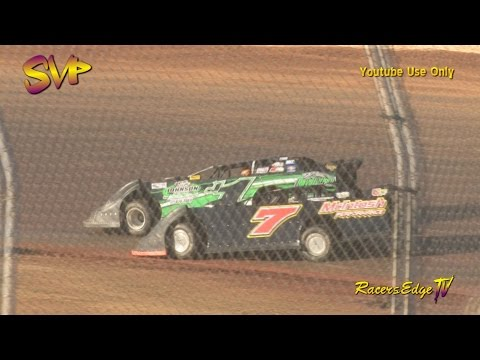 RacersEdge Tv |  Boyds Speedway | Cabin Fever 40 | Jan. 30 , 2016