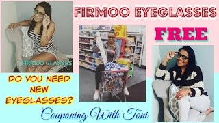 Firmoo Is Back | FREE EYE Glasses | Couponing With Toni ~ 3/19/2017