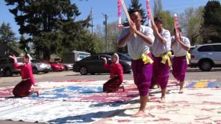 Robam Kane (Flute Dance) Khmer New Years 2014