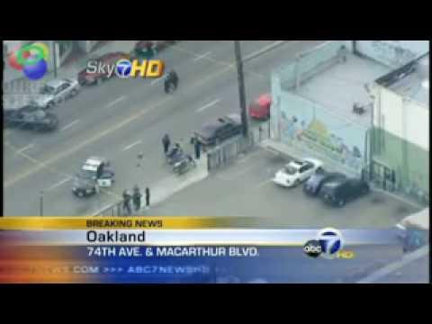 4 Oakland Police officers shot Suspect Lovelle Mixon killed Breaking News 3 22 09