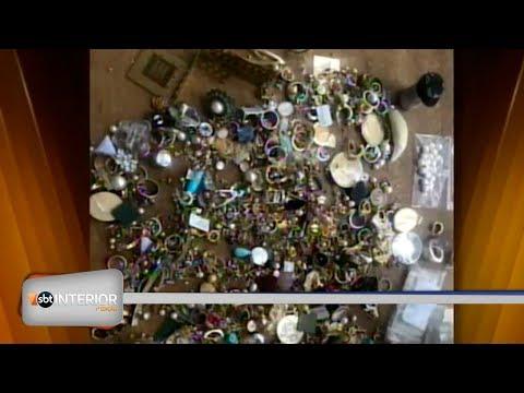 Bandidos furtaram joalheria em Presidente Prudente