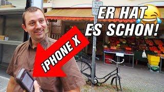 Er hat es schon - iPhone X   Vlog 280