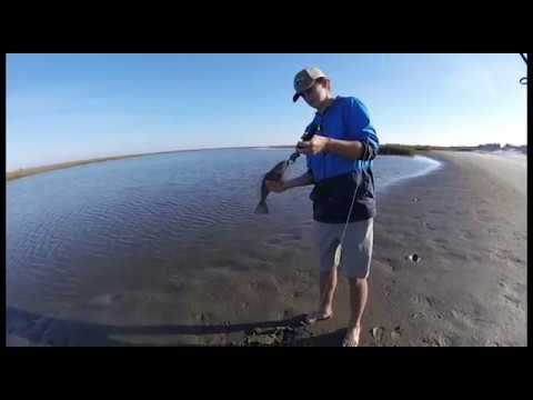 Fishing At Kiawah (with A Friend)