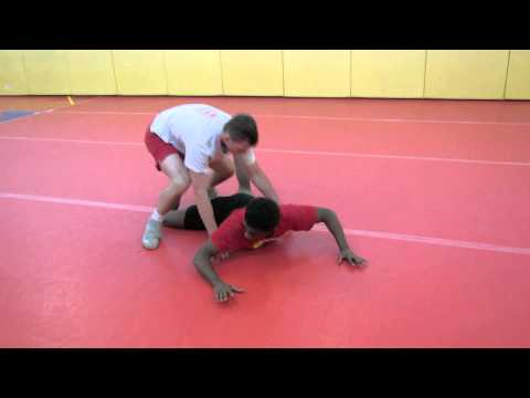 Chris Prickett Technique Session: West Point Tilt