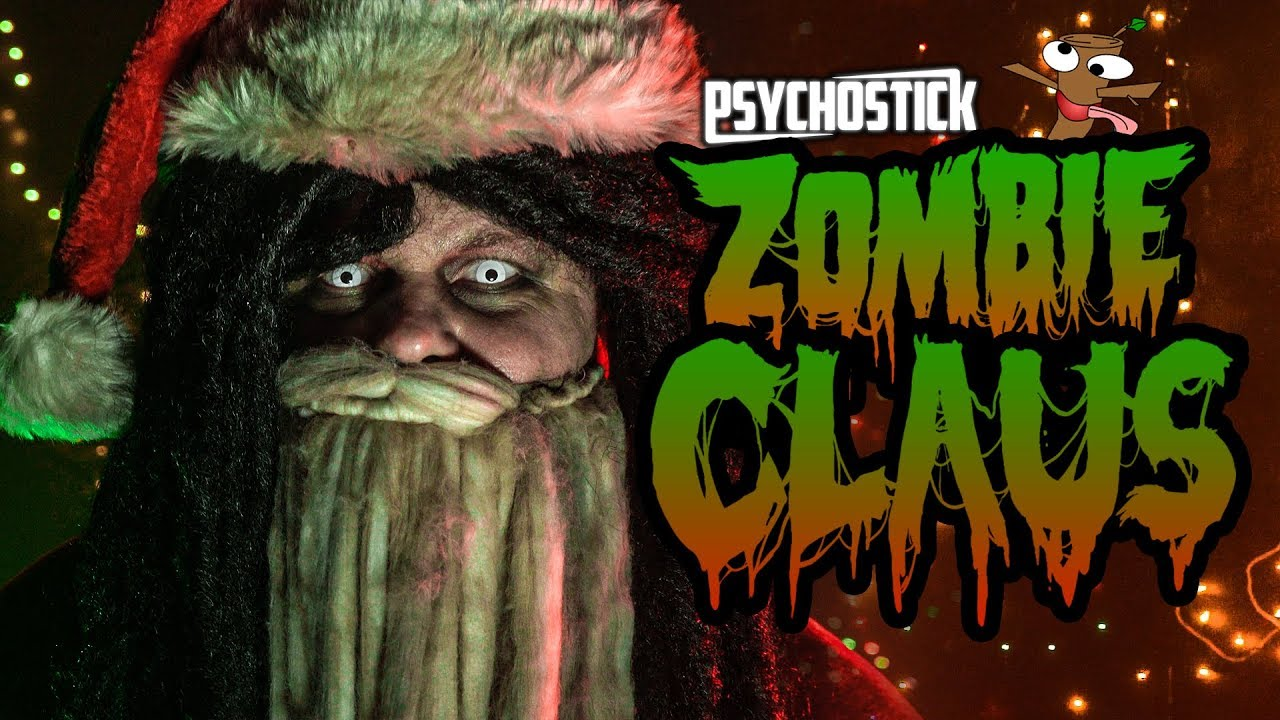 Image result for psychostick zombie claus