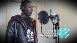 Behind Barz - Stormzy (Ghetto Super Starz) | Link Up TV