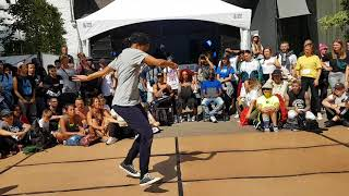 IBE 2018 - Preselection B-Girl Battle 003