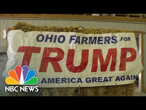 Rural Voters In Ohio Support Trump's COVID-19 Response, China Trade War | NBC News NOW