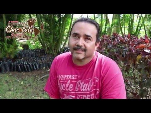 Samuel Gonzalez-  Moca, PR ; Finca de Cacao Fino y de Aroma de Puerto Rico