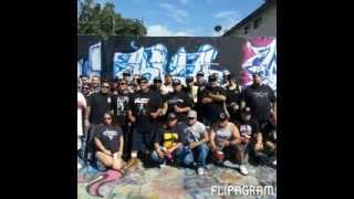 "World Famous ""STILL KICKING ASS"" Graffiti Crew sin"